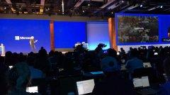 萨提亚·纳德拉在大会开始回顾了微软